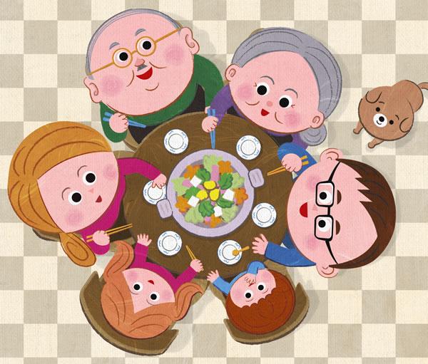 M_家族食卓